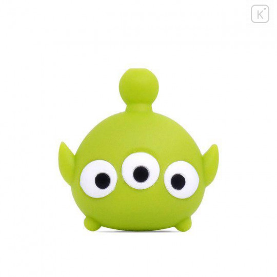 Tsum Tsum Little Green Men Alien Phone Charger Cable Protector - 1