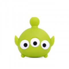 Tsum Tsum Little Green Men Alien Phone Charger Cable Protector