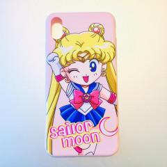 Sailor Moon Comic Pink Phone Case - iPhone XR