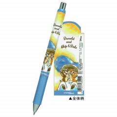 Japan Disney Pentel EnerGize Mechanical Pencil - Donald Versus Chip & Dale