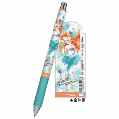 Japan Disney Pentel EnerGel Mechanical Pencil - Little Mermaid Ariel