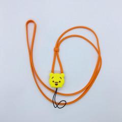 Disney Tsum Tsum Neck Strap Charm Lanyard - Pooh