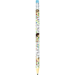 Shinnosuke Nohara Crayon Shin-chan Wooden Mechanical Pencil - Sleeping