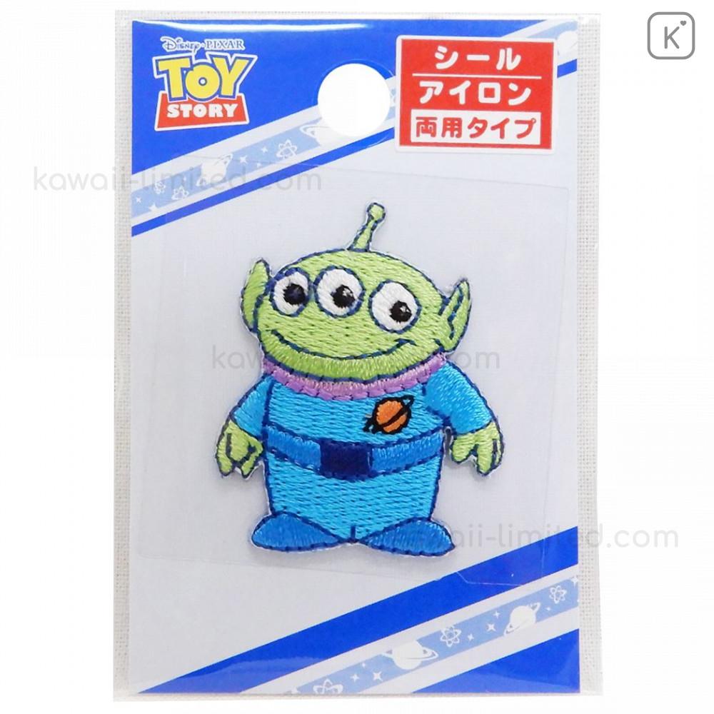 Disney Pin badge Little Green Men Alien Boo costume Toy Story 25th Japan NEW