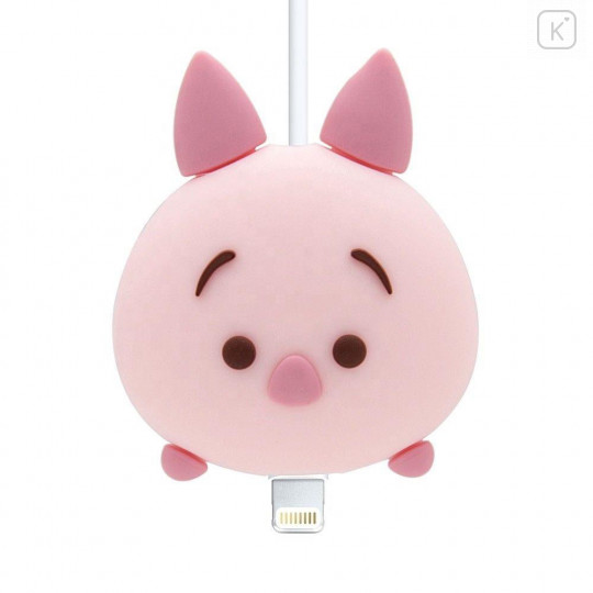 Tsum Tsum Piglet Phone Charger Cable Protector - 2