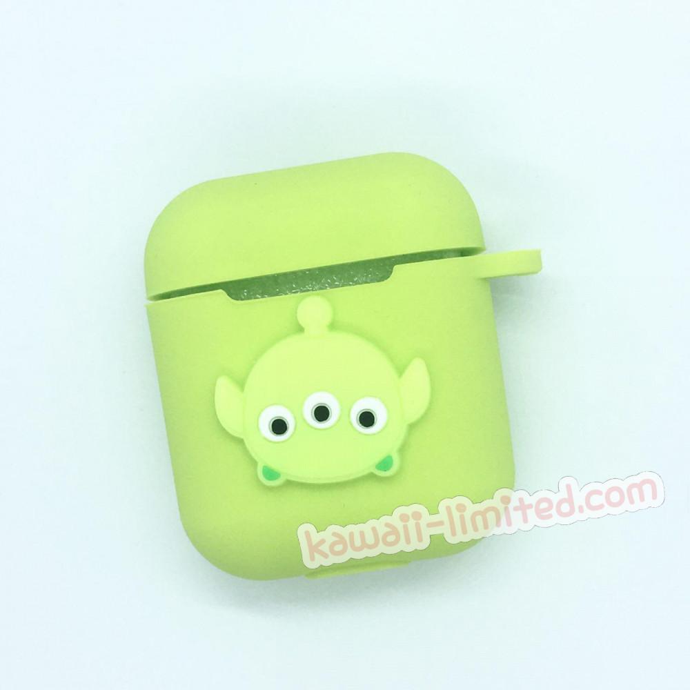 Little Green Men Alien AirPod Case | Kawaii Limited