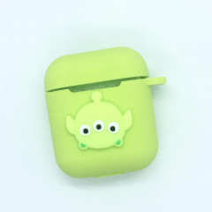 Little Green Men Alien AirPod Case