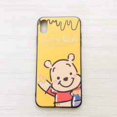 Honey Winnie the Pooh Deep Yellow Phone Case - iPhone Xs Max