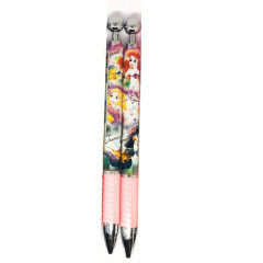 Japan Disney Mechanical Pencil - Princess Ariel Rapunzel Jasmine [ 1 pcs ]