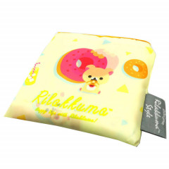 Japan Rilakkuma Eco Shopping Bag - Happy life with Rilakkuma Yellow