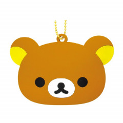 San-X Rilakkuma Hand Mirror - Rilakkuma with Ball Chain