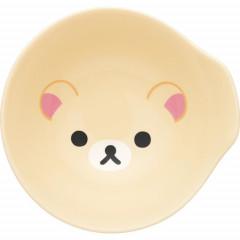 San-X Rilakkuma Trinket Dish - Korilakkuma Face