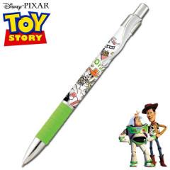 Japan Disney Mechanical Pencil - Toy Story Characters Pop Corn