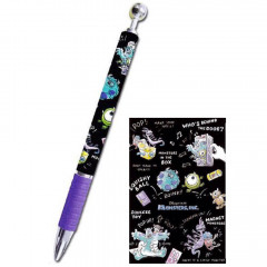 Japan Disney Mechanical Pencil - Monster Inc Black