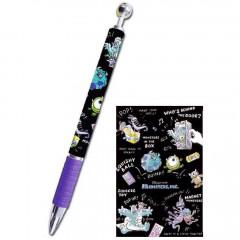 Japan Disney Mechanical Pencil - Monster University Black
