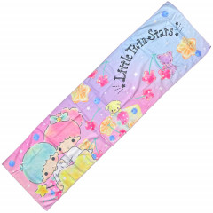 Japan Sanrio Little Twins Stars Cool Towel - Purple Pink