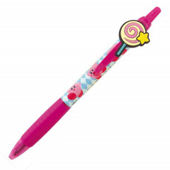Japan Kirby Gel Pen - Cherry Pink
