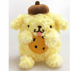 Japan Sanrio Fluffy Plush - Pom Pom Purin