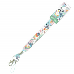 Japan Disney Neck Strap - Stitch Pop Sweets