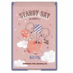 Japan Nintendo Hand Mirror - Kirby Pink Sky