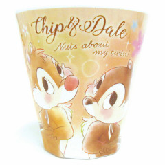 Japan Disney Acrylic Cup  - Chip & Dale Dreamy