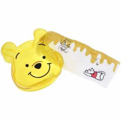 Japan Disney Neck Strap - Chip & Dale Light Yellow