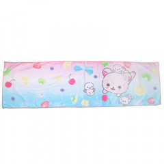 Japan San-X Rilakkuma Cool Towel - Korilakkuma Summer Time