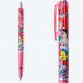 Japan Disney Resort Limited Zebra DelGuard 0.5mm Lead  Mechanical Pencil - Ariel & Friends Pink - 1
