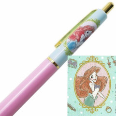 Japan Disney 0.5mm Mechanical Pencil - Little Mermaid Ariel My Closet Wink Eye