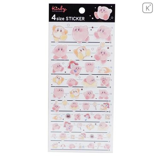 Japan Kirby 4 Size Masking Sticker - 1
