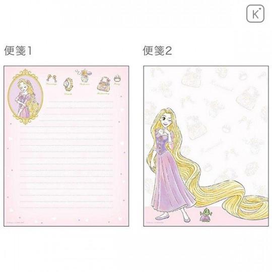 Japan Disney Letter Envelope Set - Princess Rapunzel My Closet - 3