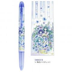 Japan Sailor Moon Hi-Tec-C Coleto 4 Barrel - Outer Fighters