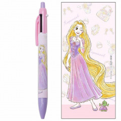 Japan Disney Multi Pen & Mechanical Pencil - Princess Rapunzel My Closet