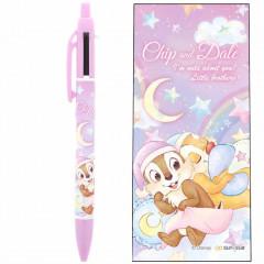 Japan Disney Multi Pen & Mechanical Pencil - Chip & Dale Dream