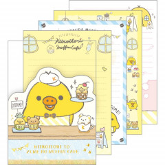 Japan Rilakkuma A6 Notepad - kiiroitori Cafe