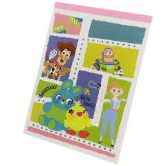 Japan Disney A6 Notepad - Toy Story 4