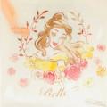 Japan Disney Drawstring Bag - Beauty and the Beast Belle - 2