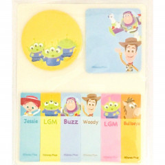 Japan Disney Toy Story Friends Memo Sticker