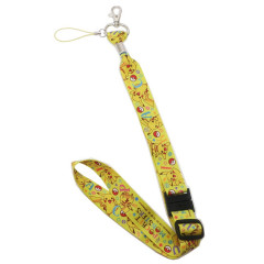 Pokemon Neck Strap - Pikachu Yellow