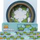 Japan Disney Washi Paper Masking Tape - Toy Story 4 Little Green Men Aliens Blue