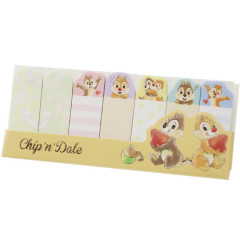 Japan Disney Memo Sticker - Chip & Dale
