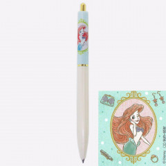 Japan Disney Pen - Little Mermaid Ariel My Closet Wink Eye
