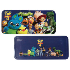 Japan Disney Pen Case - Toy Story 4 Navy