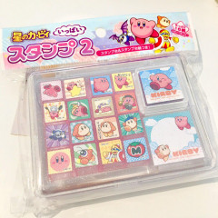 Japan Nintenio Kirby Stamp Chops