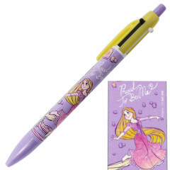 Japan Disney 2 Color Multi Pen & Mechanical Pencil - Rapunzel My Closet
