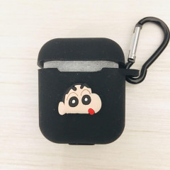 Crayon Shinchan AirPods 1 & 2 Case