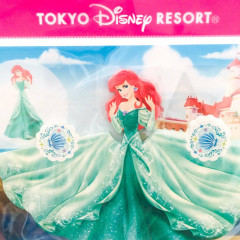 Japan Disney Resort Limited Princess Dress Little Mermaid Ariel Memo