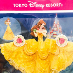 Japan Disney Resort Limited Princess Dress Belle Memo