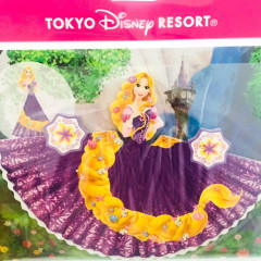Japan Disney Resort Limited Princess Dress Rapunzel Memo