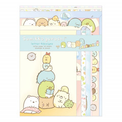 Japan Sumikko Gurashi Letter Envelope Set - Home